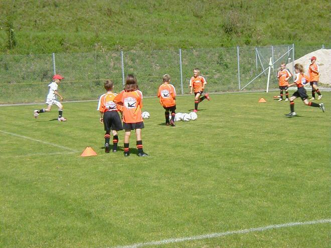 Hans Dorfner Fußballschule 2021